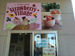 Gelato Shop Strawberry Village