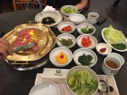 Sam Won Garden Korean Restaurant