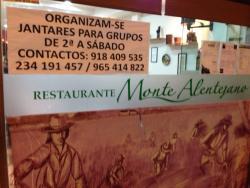 Restaurante Monte Alentejano