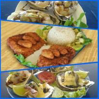 Restaurante Verde Mar Salinas/PA