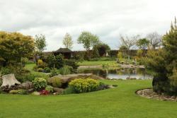 Thornton Hall Gardens