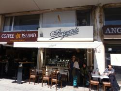Brigante Cafe Kouzine