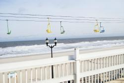 Boardwalk Hotel Charlee & Beach House Rentals