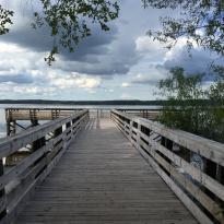 RollingView  Falls Lake State Park