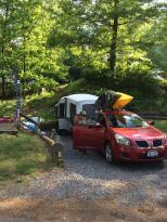 Rayston Lake Campground