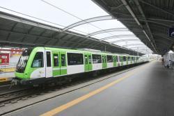Linea 1 Del Metro de Lima