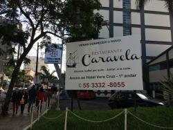 Rest Caravela