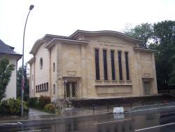 Synagogue Luxembourg City