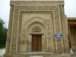Mir-Sayid Bakhrom Mausoleum