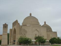 Mausoleum of Saif Ed-Din Bokharzi