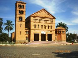 Cathedral of Lubumbashi