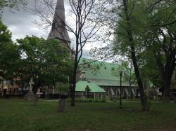 St. Mattew's Cemetery