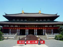 Shanghai Jiading Nanxiang Temple
