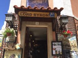 Cantinho Lord Byron