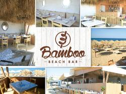 Bamboo beach bar & restaurant