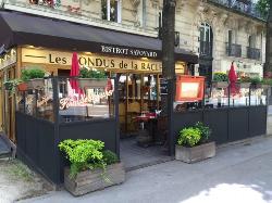 Les Fondus de la Raclette Montparnasse