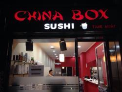 China Box & Sushi