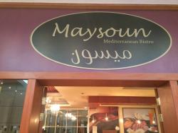 Maysoun Mediterranean Bistro