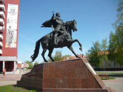 Monument to Vseslav Charodey