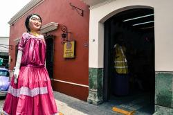 La Casa de las Artesanias de Oaxaca
