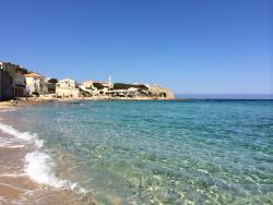 Aregno Beach
