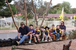 Port Augusta Train Park