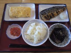 Maidookinitoyoshina Shokudo