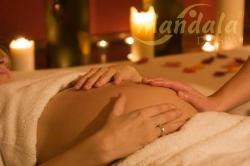Pre natal massage and care for mother to be