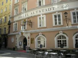 Cafe Altstadt Salzburg