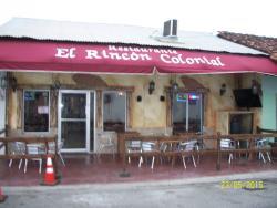 Restaurante El Rincon Colonial