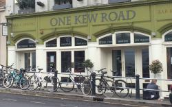 One Kew Road