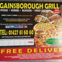 Gainsborough Grill