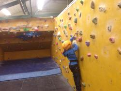 Southampton Climbing Wall