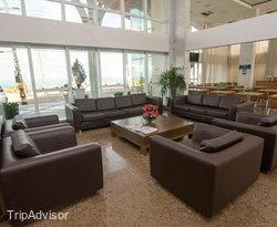 Lobby at the Holiday Inn Express Natal