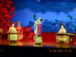 Shaanxi Grand Opera House Xi'an