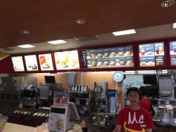 McDonald's Gojo Katsura