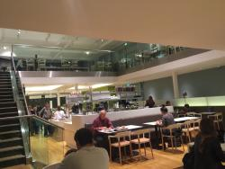 Energy Cafe - London Science Museum