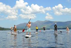 Lake District Paddle Boarding