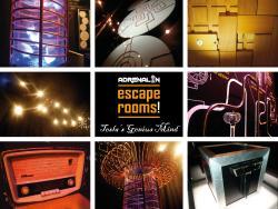 Adrenalin Escape Rooms