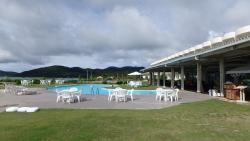 Kumejima Eef 海灘飯店