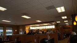 Chick fil A at Newport Pavilion