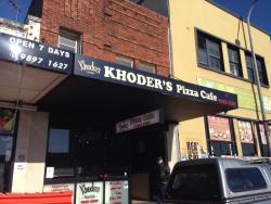 ‪Khoder's Pizza Cafe‬