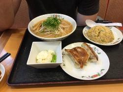 Gyoza no Osho Uenokoenmae