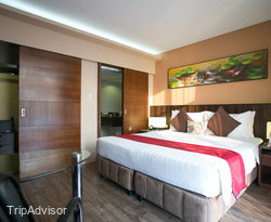 The Standard Suite at the Ramada Manila Central