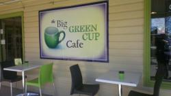 The Big Green Cup Cafe