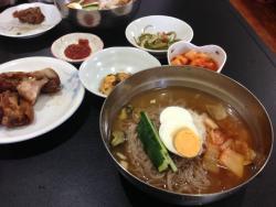 Korean Home Cuisine Changumu