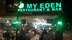 My Eden Restaurant & Bar
