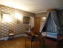 habitación de San Martín
