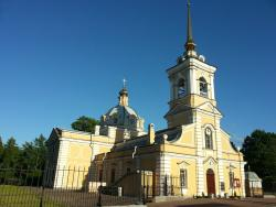 Krasnoselskaya Holy Trinity Church
