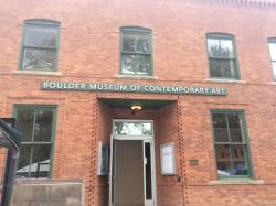 ‪Boulder Museum of Contemporary Art‬
